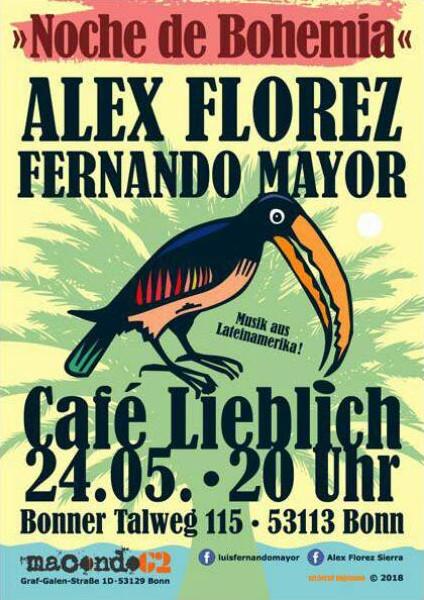 Plakat zu Noche de Bohemia